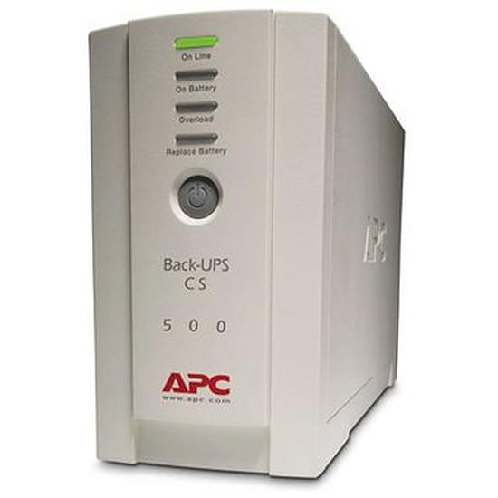 Onduleur APC Back-UPS CS BK500EI