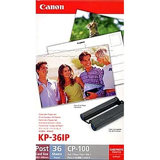 Papier imprimante Canon Cassette KP-36IP
