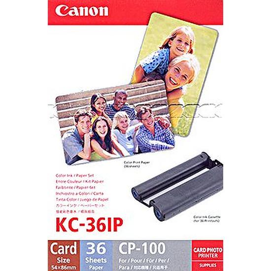 Papier imprimante Canon Cassette KC-36IP