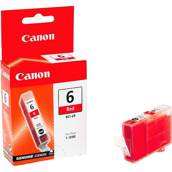 Cartouche d'encre Canon BCI-6 R