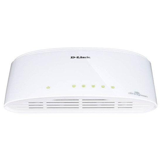 Switch et Commutateur D-Link DGS-1005D rev. H1