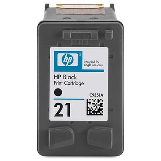 Cartouche imprimante HP n°21 - C9351AE Noir - Autre vue