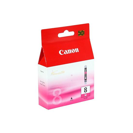 Cartouche imprimante Canon CLI-8M Magenta