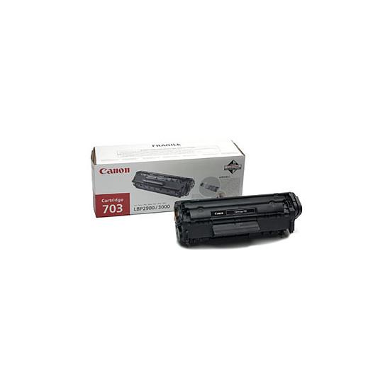Toner imprimante Canon EP-703
