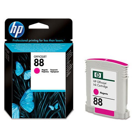 Cartouche imprimante HP n°88 - C9387AE Magenta