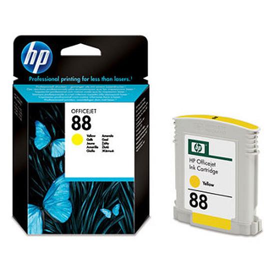 Cartouche imprimante HP n°88 - C9388AE Jaune
