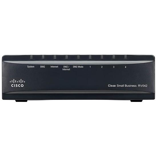 Routeur et modem Cisco Routeur VPN RV042 v3 - Occasion - Autre vue