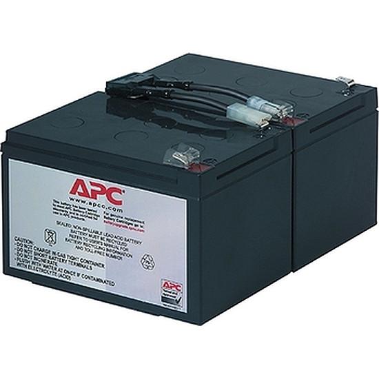 Batterie onduleur APC Batterie RBC6 - Autre vue