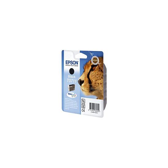 Cartouche imprimante Epson T0711 Noir - C13T07114010