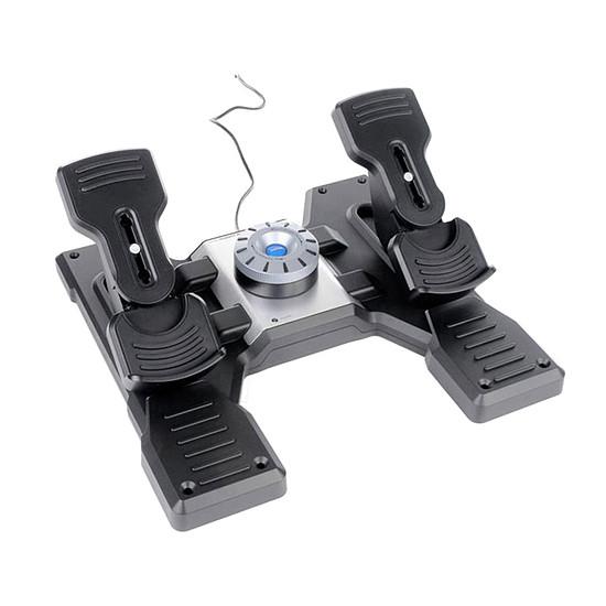 Simulation de vol Logitech Saitek Pro Flight Pedals