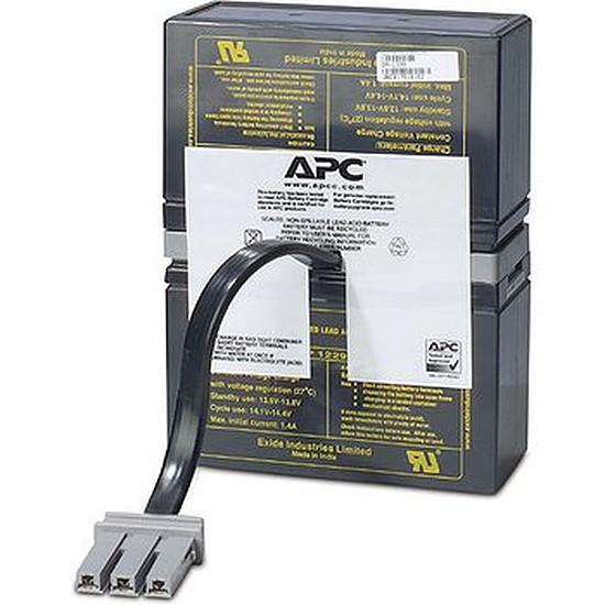 Batterie onduleur APC Batterie RBC32