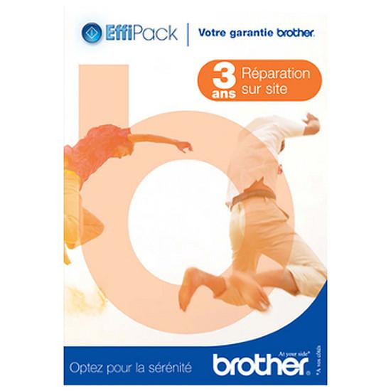 Garanties Imprimante Brother Effipack 3 Réparation (3 ans) - EFFI3RSC