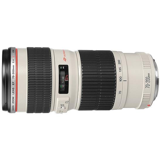 Objectif pour appareil photo Canon EF 70-200mm f/4 L USM - Autre vue