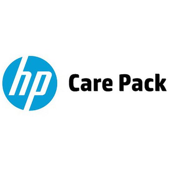 Garanties Imprimante HP Support matériel avec échange 3 ans J+1 - UG086E