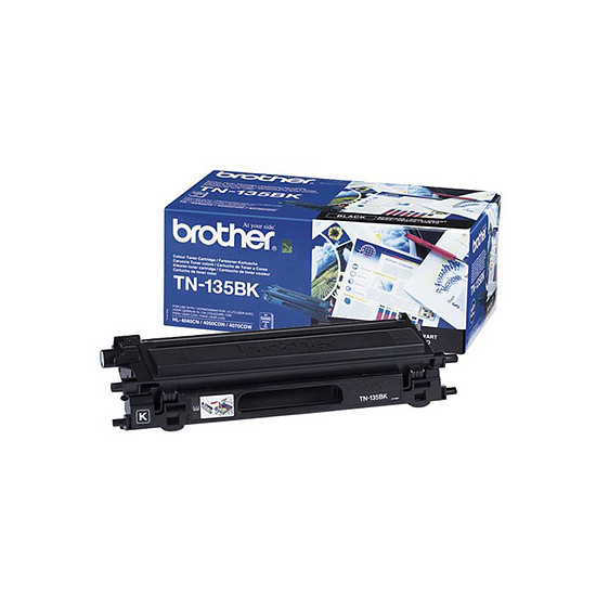 Toner imprimante Brother TN135-BK