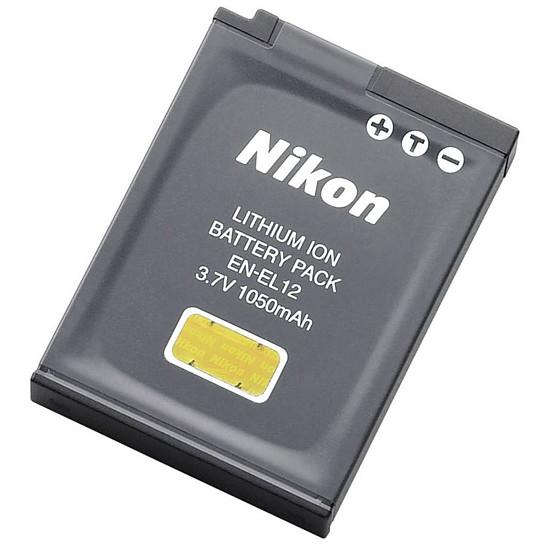 Batterie et chargeur Nikon Batterie EN-EL12