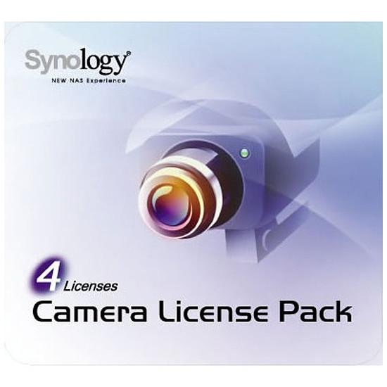 Accessoires serveur NAS Synology Licence 4 caméras