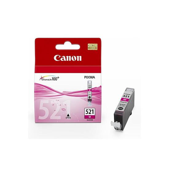 Cartouche imprimante Canon CLI-521M