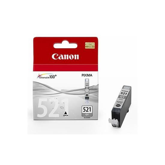 Cartouche imprimante Canon CLI-521GY
