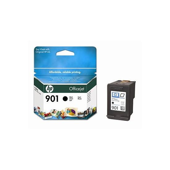 Cartouche imprimante HP Cartouche d'encre n°901 (CC653AE) - Noir