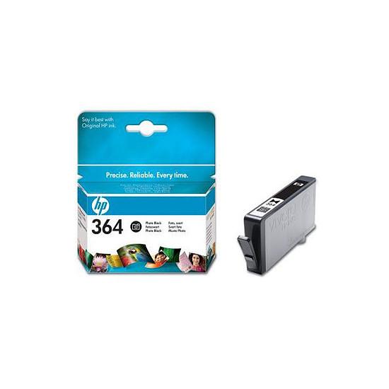 Cartouche imprimante HP Cartouche d'encre n°364 (CB317EE) - Noir photo