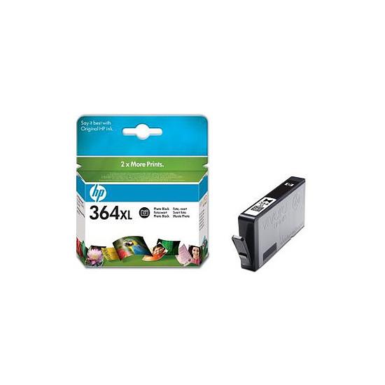 Cartouche imprimante HP Cartouche d'encre n°364XL (CB322EE) - Noir photo