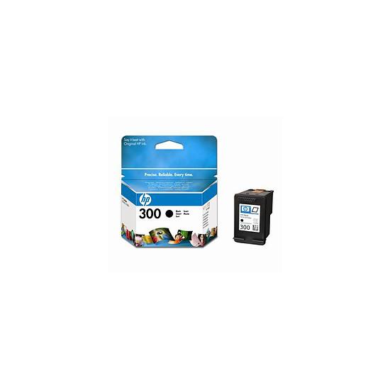 Cartouche imprimante HP Cartouche d'encre n°300 (CC640EE) - Noir