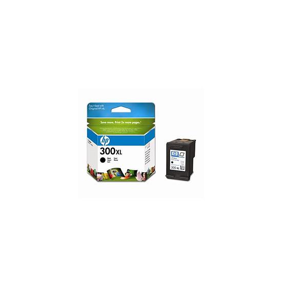 Cartouche imprimante HP Cartouche d'encre n°300XL (CC641EE) - Noir