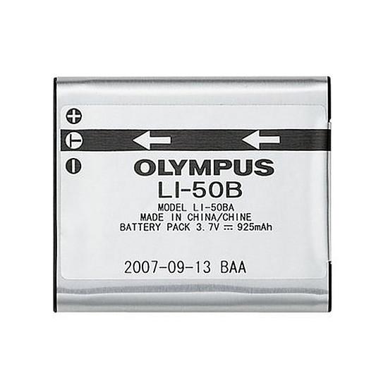Batterie et chargeur Olympus Batterie Li-50B