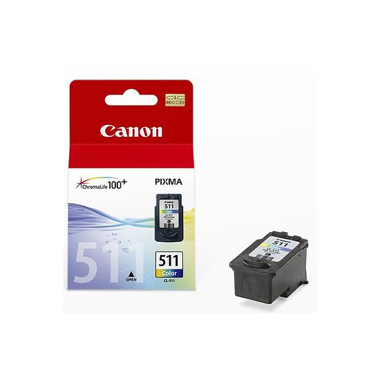 Cartouche imprimante Canon CL-511