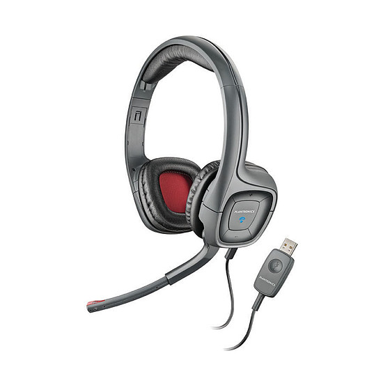 Casque micro Plantronics Audio 655 USB DSP