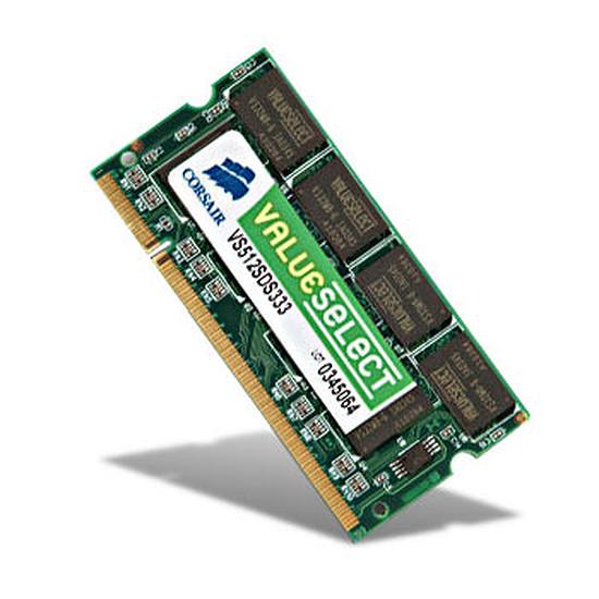 Mémoire Corsair Value Select SO-DIMM DDR2 2 Go 800 MHz