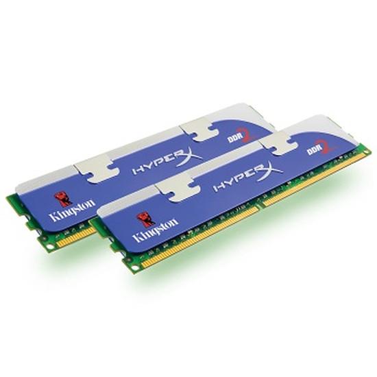 Mémoire Kingston Kit HyperX Genesis DDR3 2 x 2 Go PC12800 CAS 8
