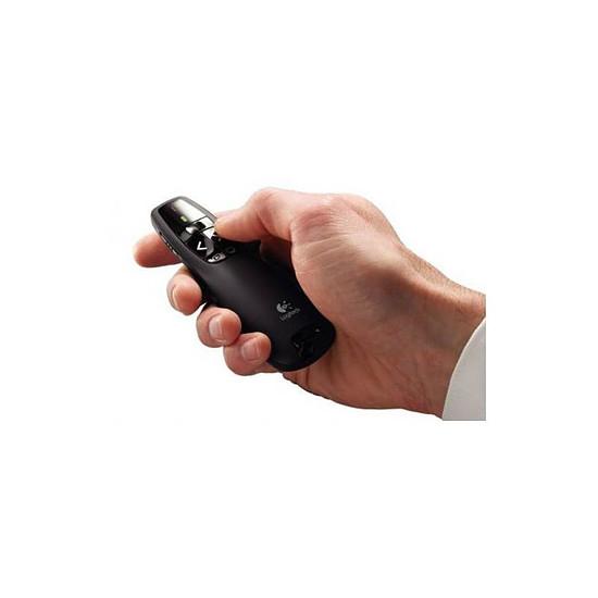 Télécommande Logitech Wireless Presenter R400 - Autre vue