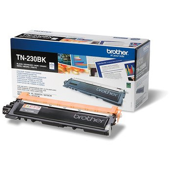 Toner imprimante Brother TN-230BK - Autre vue