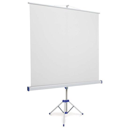 Ecran de projection Oray Ecran portable format carré BYRON 200 x 200 cm
