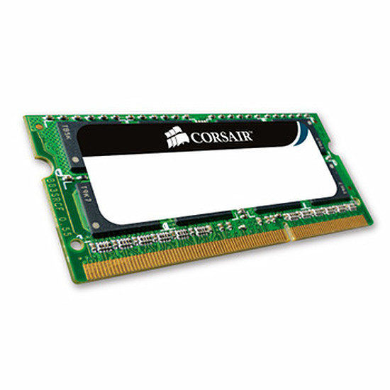 Mémoire Corsair Value Select SO-DIMM DDR3L 2 Go 1600 MHz CAS 11