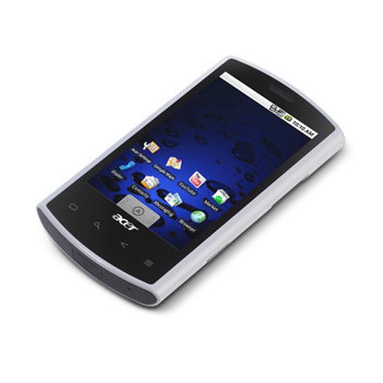 Smartphone et téléphone mobile Acer Liquid (blanc)