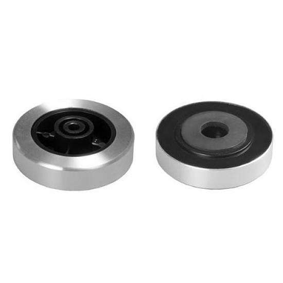 Filtre anti-poussière Lian Li Pieds aluminium SD-01A - Argent