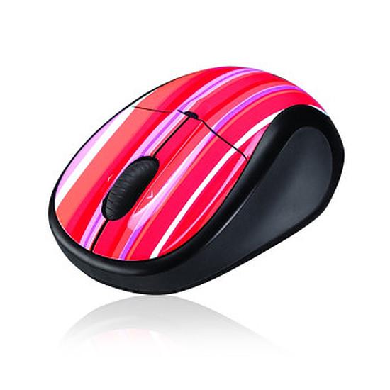 Souris PC Logitech M305 Wireless Mouse (sassy stripe)