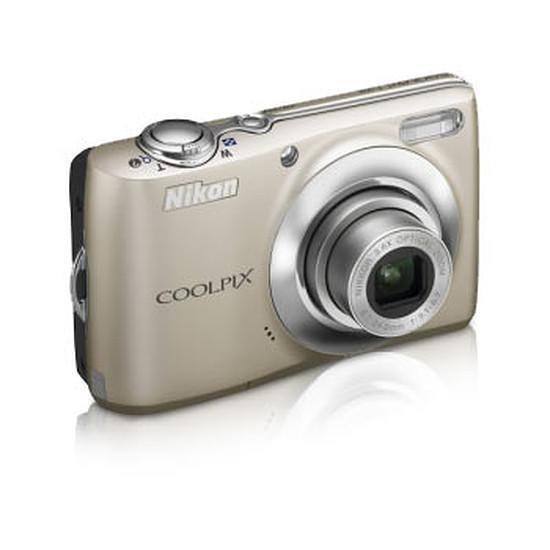 Appareil photo compact ou bridge Nikon Coolpix L22 Silver