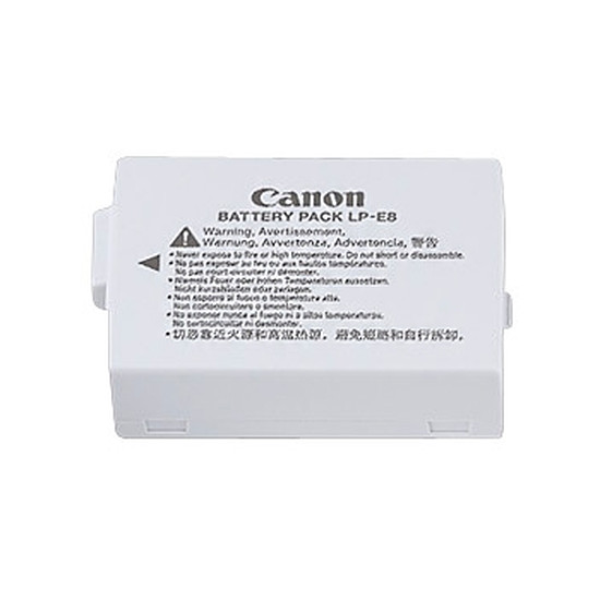 Batterie et chargeur Canon Batterie LP-E8