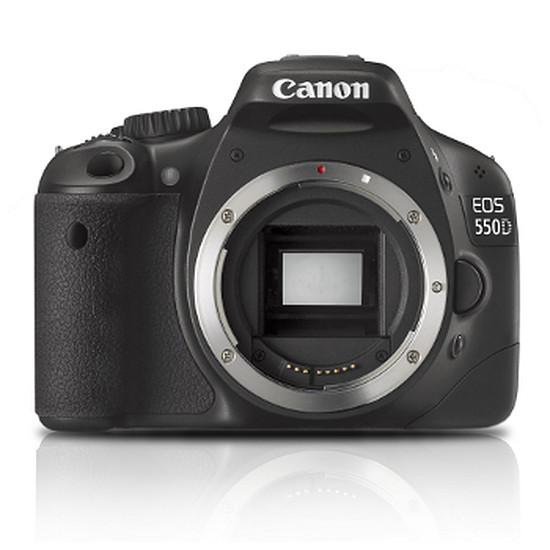 Appareil photo Reflex Canon EOS 550D (Boitier nu)
