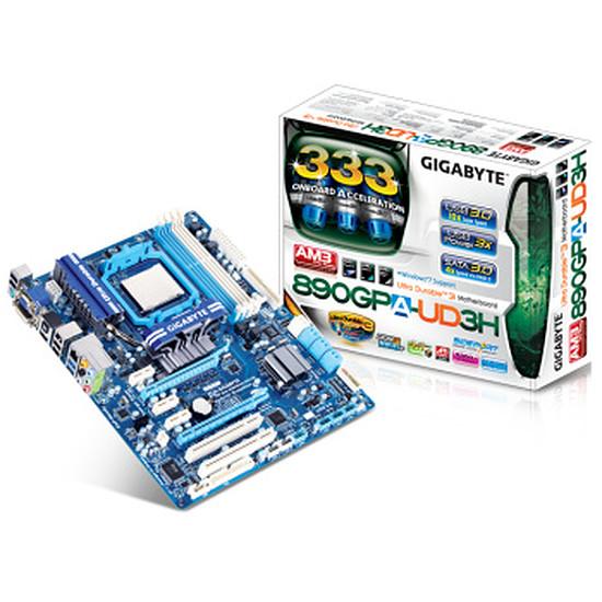 Gigabyte GA-MA790GPT-UD3H Microsoft UAA Windows
