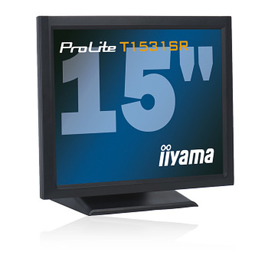 Écran PC Iiyama ProLite T1531SR-B1