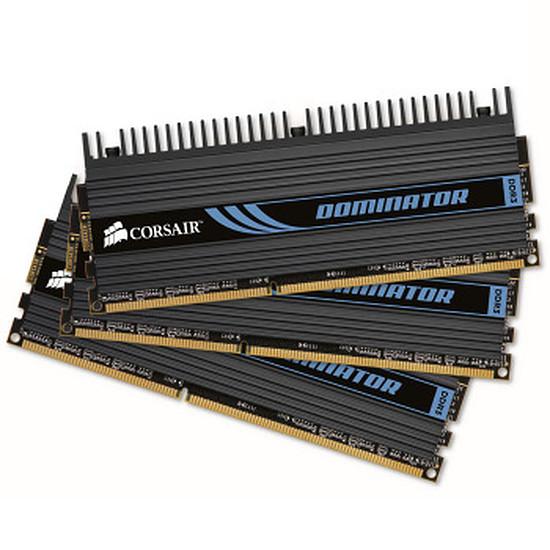 Mémoire Corsair Dominator 3 x 2 Go DDR3 PC12800 CAS 8