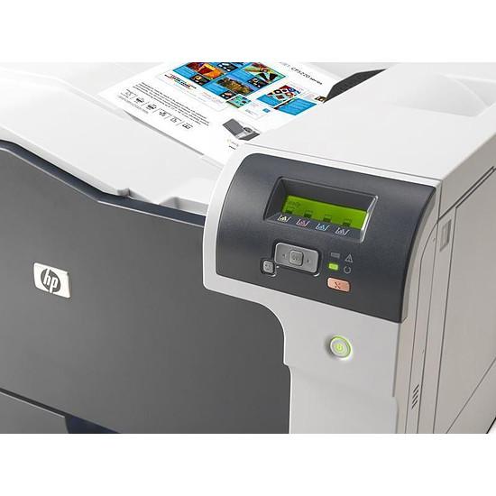 Imprimante laser HP LaserJet CP5225n - Autre vue
