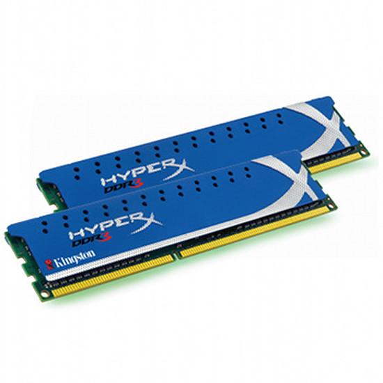 Mémoire Kingston Kit HyperX Genesis DDR3 2 x 4 Go PC12800 CAS 9