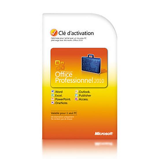 Microsoft office professionnel 2010 pkc microsoft office microsoft sur - Office professionnel 2010 ...