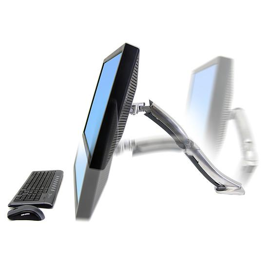 Bras & support écran PC Ergotron Bras articulé fixation bureau MX 45-214-026